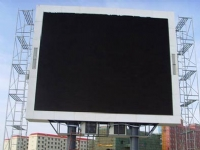 P16mm Outdoor Double column LED Display