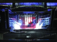 Festvial Background Stage LED Display P20mm&P6mm