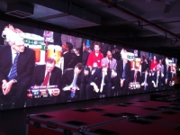 P4.81mm Black Surface Video wall