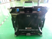 P5.95mm SMD Outdoor Rental Slim LED Screen
