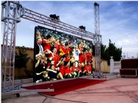 P10mm Outdoor Rental LED Display