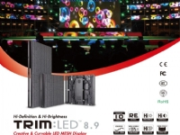Concert background rental led display LM-E8.9V1