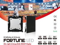 HD indoor rental LED display screen