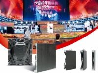 Stage slim rental led display screen