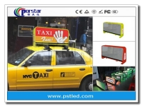 outdoor taxi top advertising led display