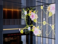 P15mm Indoor Transparent LED Display Screen