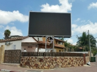 p10mm outdoor advertising led displays