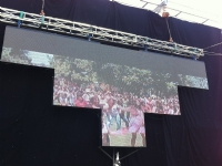 HD P6 Indoor  LED Display for Advertising